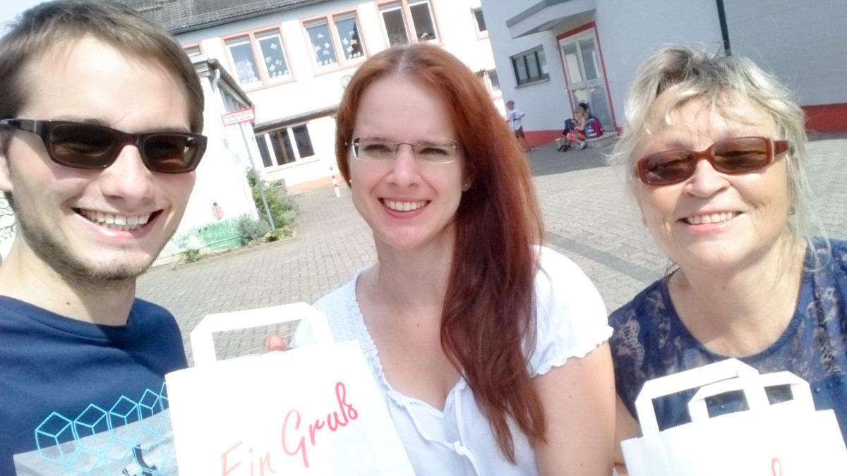 Einschulung Seligenstadt