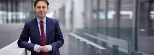 Dr. Jens Zimmermann MdB SPD