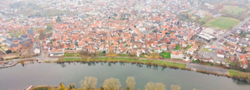 Lebendiges Mainufer Seligenstadt