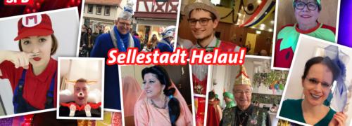 Seligenstadt Fastnacht Helau!