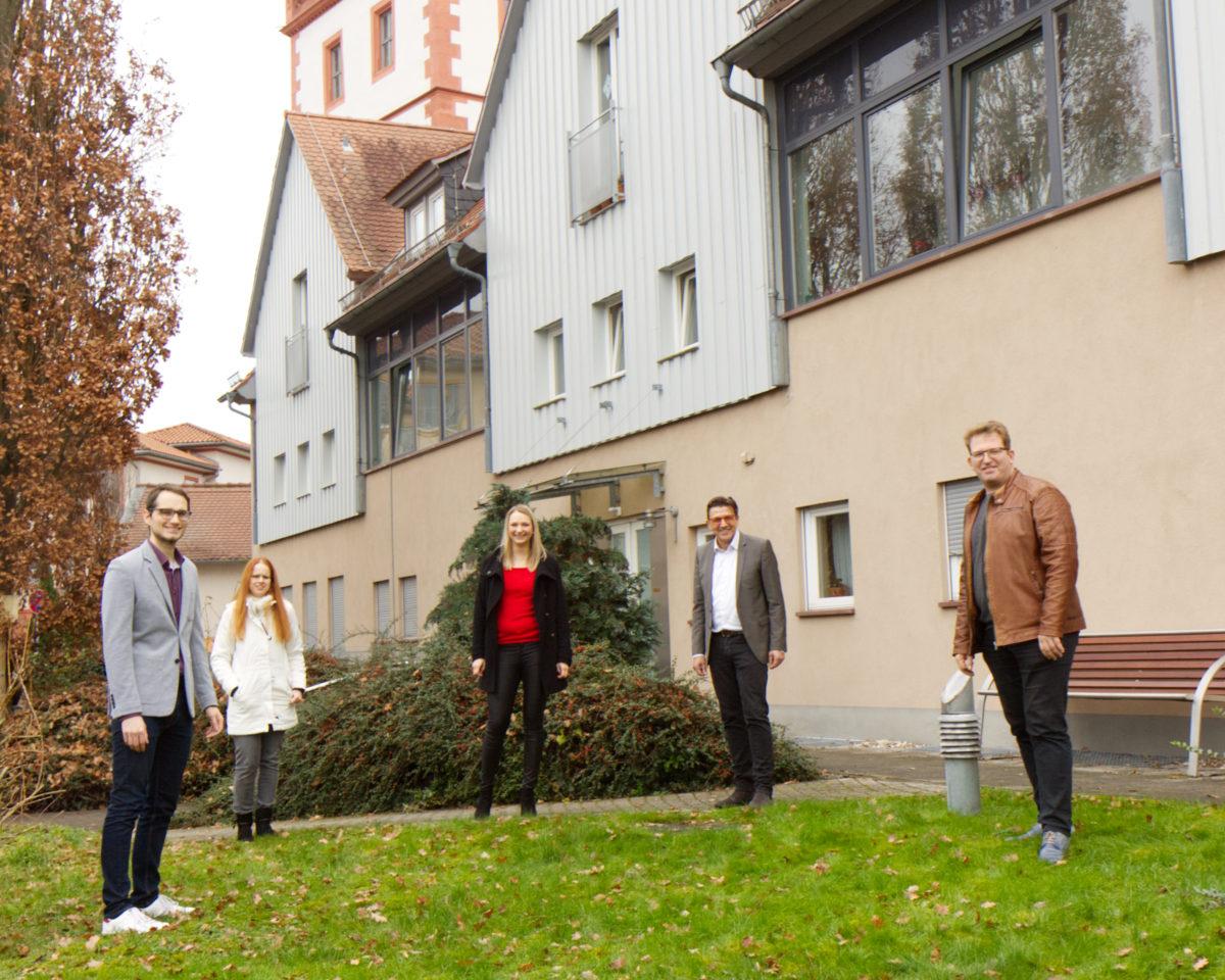 Wohnungs- und Stadtbaugesellschaft Seligenstadt, Gerheim, Müller, Fuchs