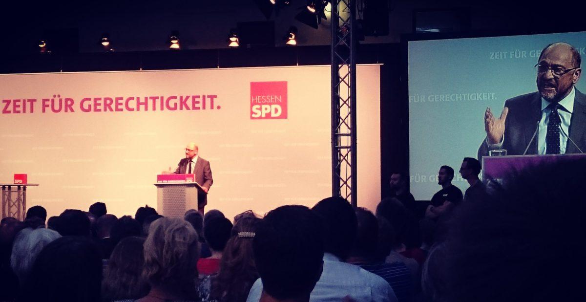 Martin Schulz Offenbach SPD