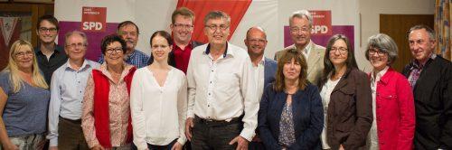 Vorstand der SPD Seligenstadt